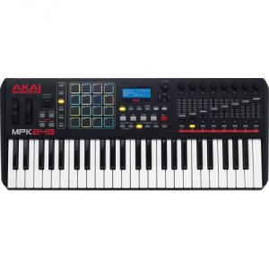 Akai MPK249 - Clavier maître MIDI 49 touches