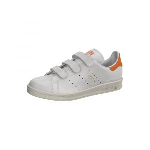 Adidas Stan Smith CF W, Chaussures de Fitness Femme, Blanc Balcri/Nartra 000, 36 EU