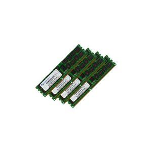 NUIMPACT Barrette mémoire 64 Go (4 x 16 Go) DDR3 ECC RDIMM 1866 Mhz Mac Pro 2013