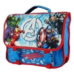 Avengers Cartable 38 cm Bleu 1 compartiment