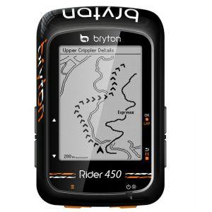 Bryton Compteur Velo GPS Rider 450 E