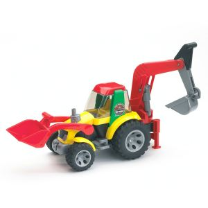 Bruder Toys 20105 - Pelle chargeuse Roadmax - Echelle 1:16