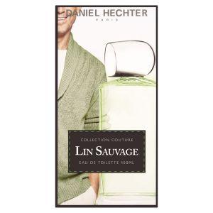Daniel Hechter Collection Couture Lin Sauvage - Eau de toilette pour homme