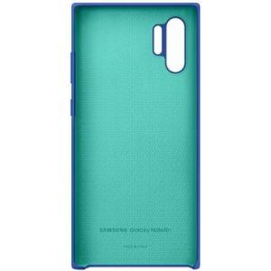 Samsung Etui Note 10+ Clear View Cover bleu