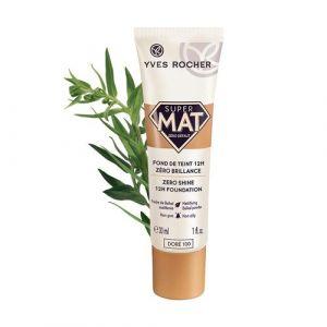 Yves Rocher Super mat zéro défaut - Fond de teint 12h