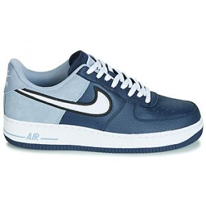 Nike Chaussures AIR FORCE 1 '07 LV8 1 bleu - Taille 39,40,41,42,43,44,46,42 1/2,38 1/2