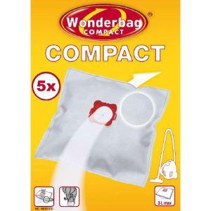 Wonderbag WB305120 - 5 sacs Compact pour aspirateurs