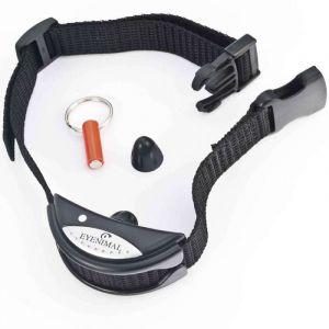 Eyenimal Collier anti-aboiement Eyeimal Bark Control Soft pour chien