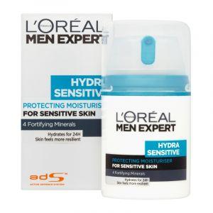 L'Oréal Men Expert Hydra Sensitive 24hr - Crème hydratante