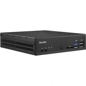 Shuttle XPC slim DH310 - Barebone - Slim-PC - Socket LGA1151 - Intel H310 - GigE