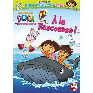 Dora l'exploratrice - Volume 17 : Dora à la rescousse !