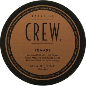 American Crew Pomade - Gel coiffant tenue moyenne et brillance élevée