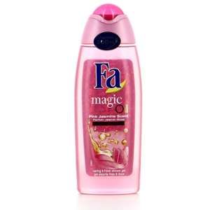 FA Magic Oil Jasmin Rose - Gel douche 300 ml
