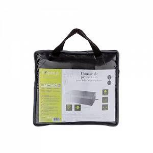 Hesperide Housse de protection pour table rectangulaire 225 x 125 x 80 cm