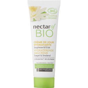 Les Cosmétiques Design Paris Nectar of Bio Crème de Jour Hydratante (Souplesse & Éclat)