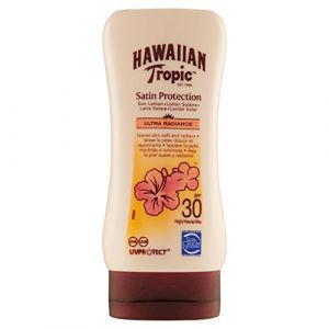 Hawaiian Tropic Satin Protection - Lotion solaire SPF 30 180 ml