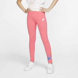 Nike Collant Sportswear Rose - Taille 14 Ans