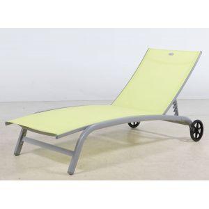 bain de soleil transat avec roulettes comparer 162 offres. Black Bedroom Furniture Sets. Home Design Ideas