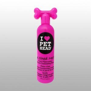 Pet Head De Shed Me Rinse - Après shampoing pour chien spécial perte de poils