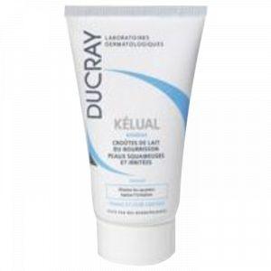 Ducray Kelual DS - Gel moussant pour peaux irritées avec rougeurs et squames