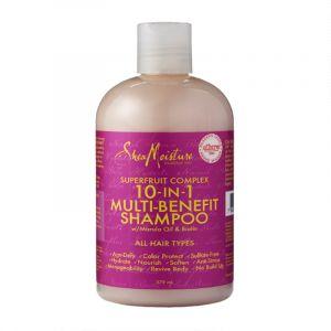 Shea Moisture Superfruit Complex 10 in 1 - Shampooing multi-bénéfice