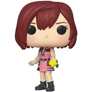 Funko Pop Disney: Kingdom Hearts 3-Kairi w/Hood Figurine de Collection, 39940, Multicolore