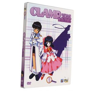 Clamp School Detectives - Volume 3