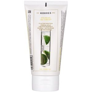 Korres Styling Gel Lime 150 ml