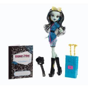 Mattel Monster High Frankie Stein en vacances