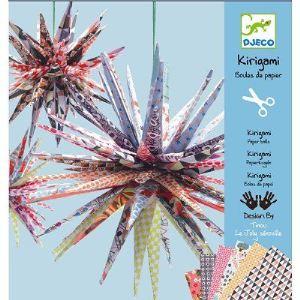Djeco Kirigami : Boules de papier