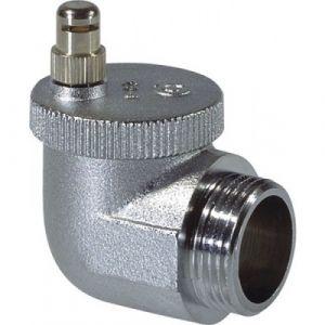 Thermador Purgeur automatique Aercal radiateur acier fonte / fonte alu 15x21 droit PA15