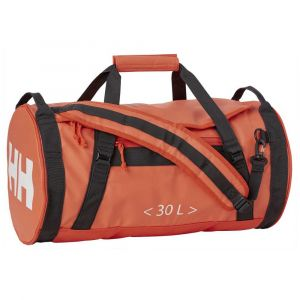 Helly Hansen Duffel 2 30l One Size Cherry Tomato / Ebony / Off White - Cherry Tomato / Ebony / Off White - Taille One Size