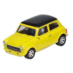 Goki Mini Cooper 1300 en métal 1:60