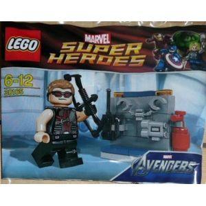 Lego 30165 - Super Heroes : Marvel Comics - Hawkeye avec équipement