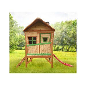 Axi Iris - Maisonnette en bois sur pilotis