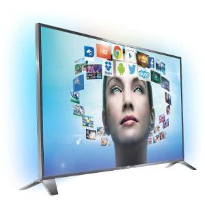 Philips 55PUS8809 - Téléviseur LED 4K Ultra HD 139 cm 3D Smart TV