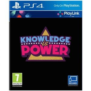 Knowledge is Power sur PS4