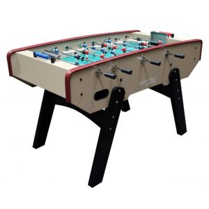 Cortes Games CORTES Babyfoot de Bar Label - Babyfoot de bar label luxe avec revêtement en simili cuir - Mixte - A partir de 12 ans