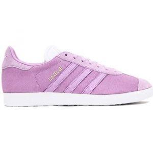 Adidas Gazelle W, Chaussures de Fitness Femme, Violet Lilcla/Ftwbla 0, 39 1/3 EU