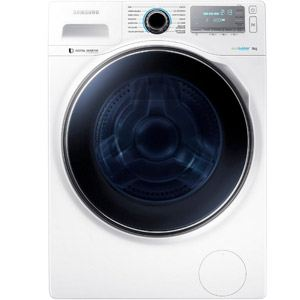 Samsung WW90H7410EW - Lave linge frontal Eco Bubble 9 kg