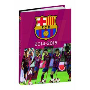 Quo Vadis Agenda Ecusson FC Barcelone (12x17)