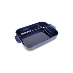 Peugeot Plat à four rectangle 40 cm Bleu Profond - Appolia