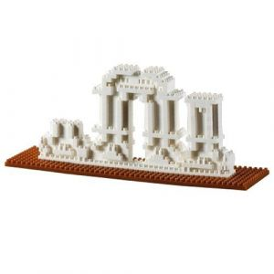Brixies 410180 - Yuang Ming Yuan 3D-Motif