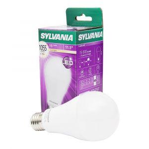 Sylvania Ampoule LED Toledo Standard GLS E27 11W équivalence 75W - E27 - 11,25W équivalent à 75W - Flux lumineux : 1060lm - Température de couleur : 2700K - Blanc chaud.