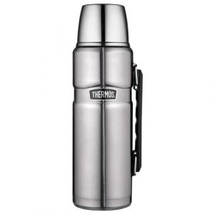 Thermos Bouteille isotherme King Inox - 1,2 litres