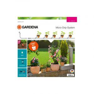 Gardena Kit Initiation pour Plantes en Pots S 13000-34