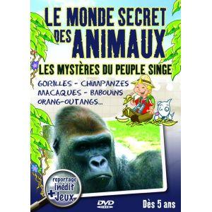 Le monde secret des animaux : Les mystères du peuple singe