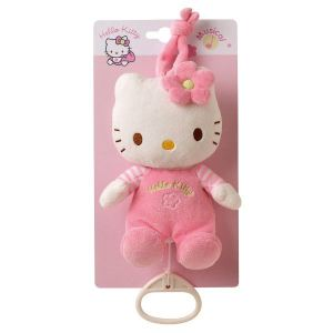 Jemini Peluche musicale Hello Kitty