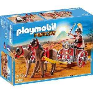 Playmobil 5391 - History : Char romain