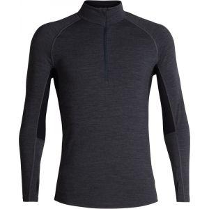 Icebreaker 200 Zone - Sous-vêtement Homme - noir S T-shirts manches longues